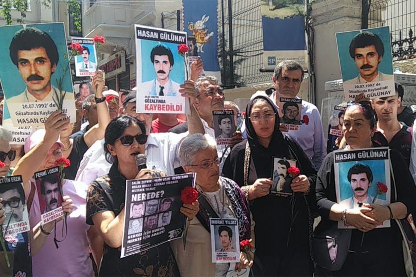 Cumartesi Anneleri Hasan Gülünay'ın akıbetini sordu