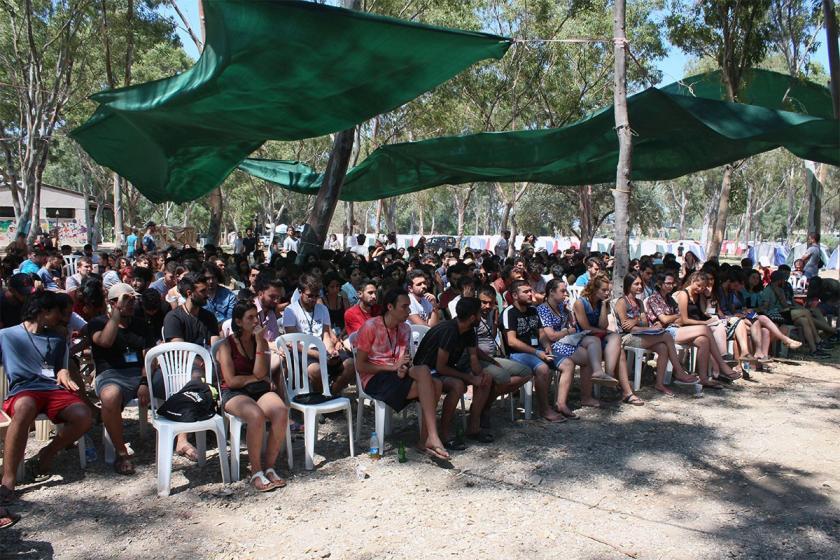 17. Gençlik Yaz Kampı: Gençler atölyelerde üretti, tartıştı, paylaştı ve eğlendi