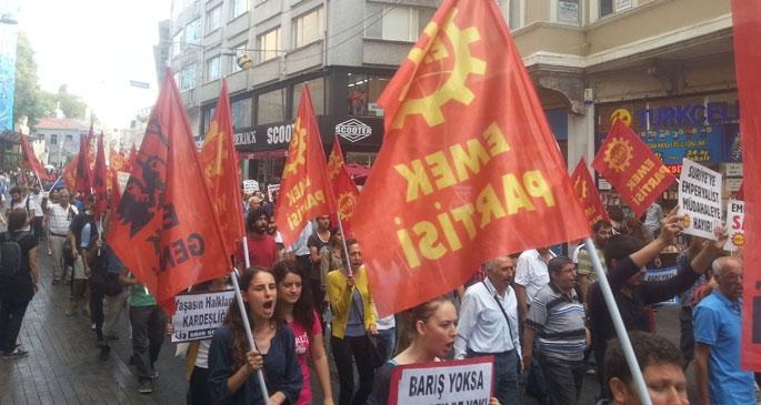 AKP hedef gösterdi HDP saldırının merkezi haline geldi