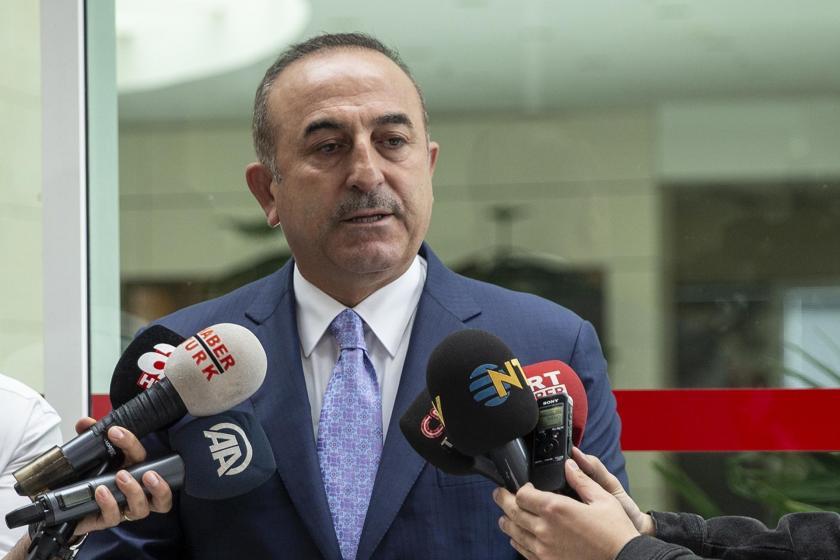Dışişleri Bakanı Çavuşoğlu: AB ile geri kabul anlaşmasını askıya aldık