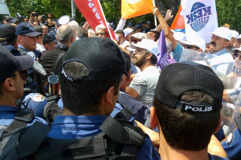 'Ankara'da 9 ayda 1436 kişi gözaltına alındı, 3 kişi işkence gördü'