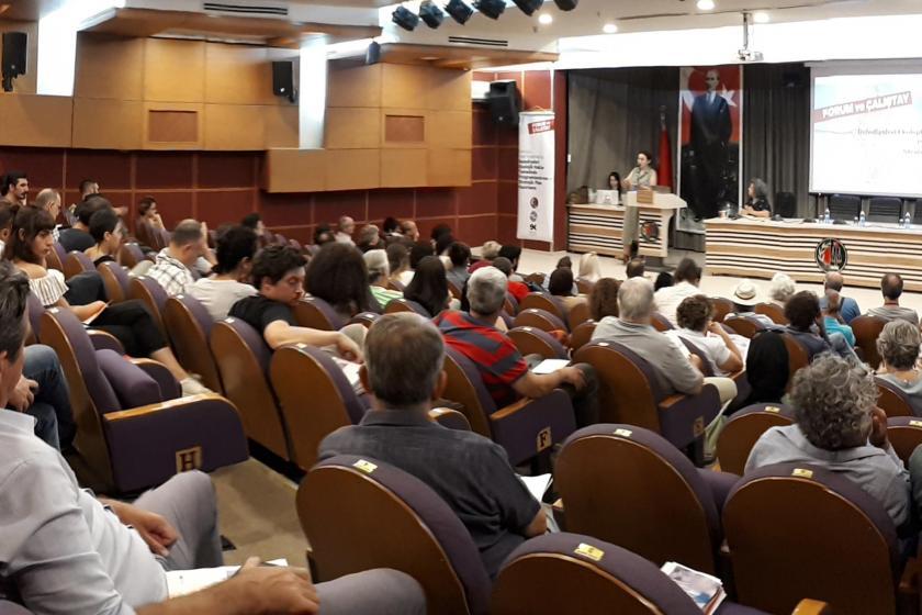 """Ankara'da düzenlenen """"Kamucu yerel yönetimler"""" çalıştayı başladı"""