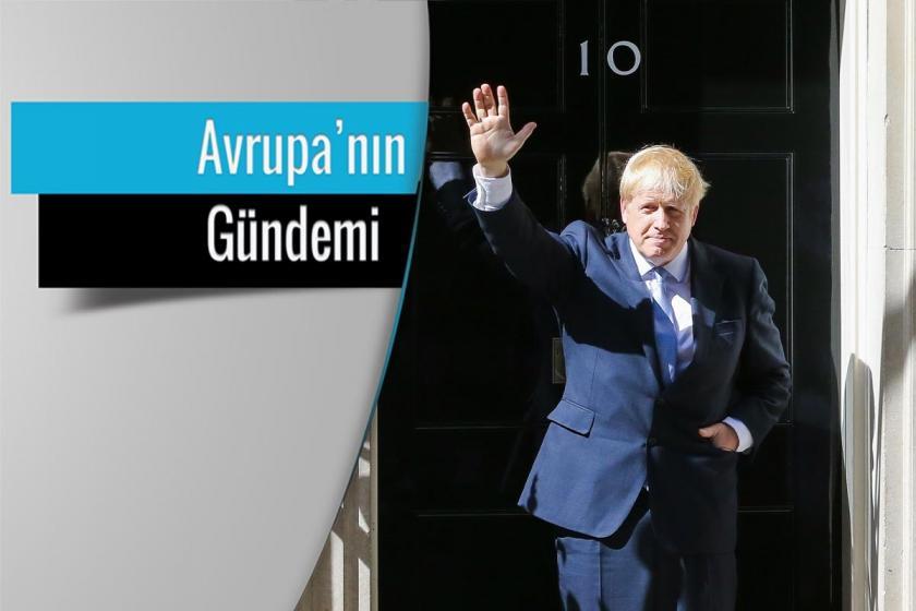 Avrupa'nın Gündemi | Johnson'un derdi yoksullar değil Brexit reklamı