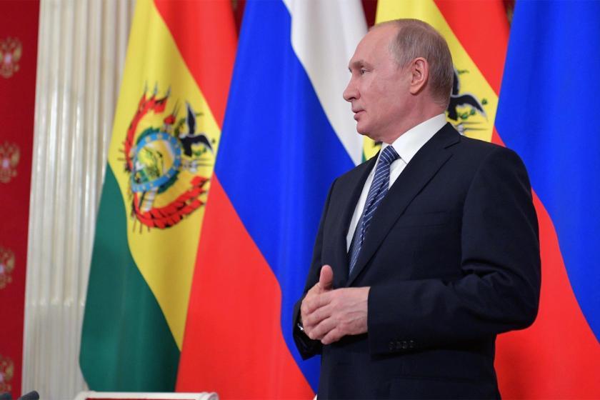 Putin Moskova'da güç kaybetti