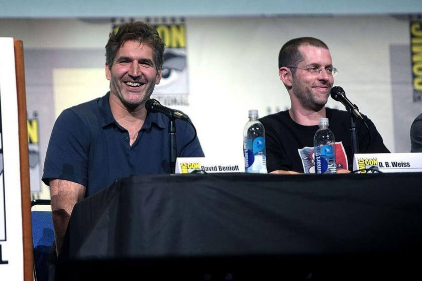 David Benioff ve Daniel Brett Weiss, Star Wars üçlemesinden çekildi