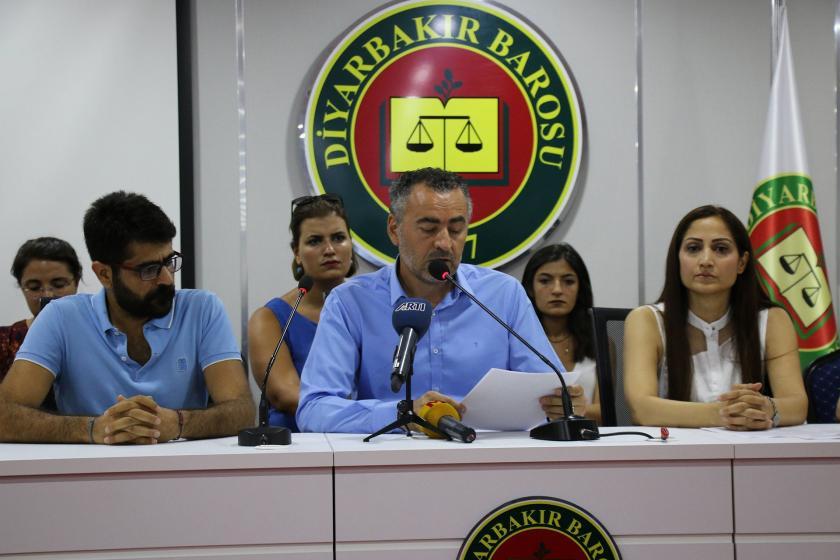 Diyarbakır Barosu, Elazığ cezaevinde işkence iddiaları ile ilgili çağrı yaptı