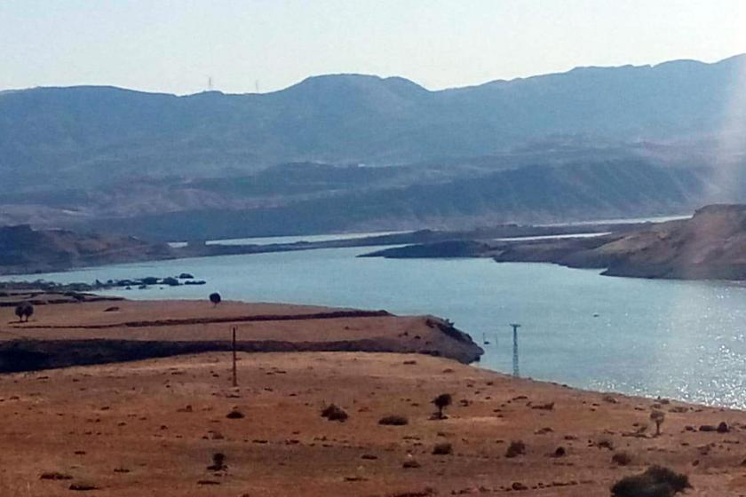 """Hasankeyf'i sular altında bırakacak olan Ilısu Barajı'nda 18 gün sonra """"uyarı"""""""