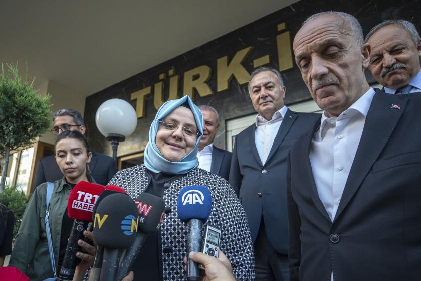 Bakan Selçuk ile Türk-İş Genel Başkanı Atalay bugün bir araya gelecek