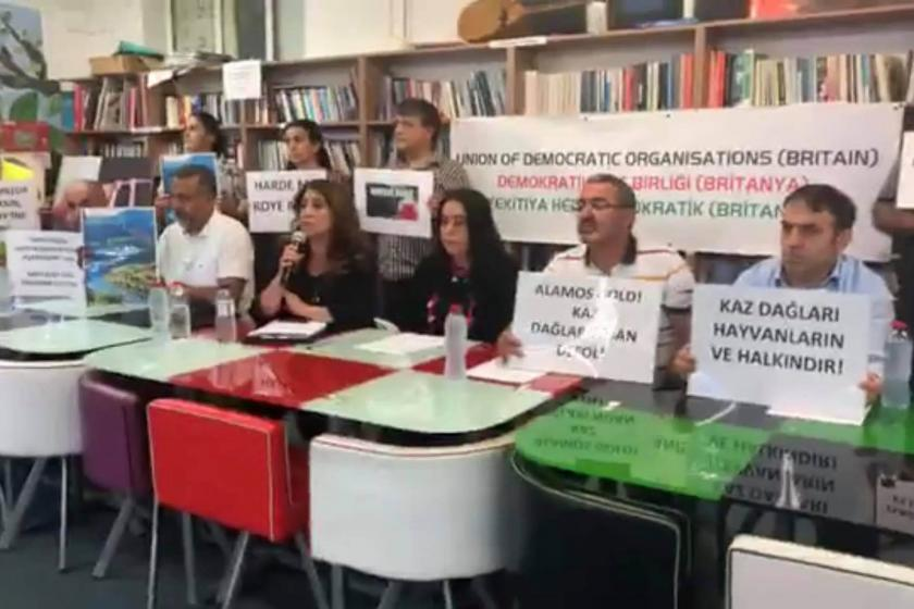 İngiltere'deki kurumlardan, Türkiye'deki doğa katliamına tepki