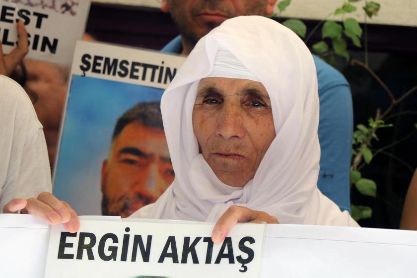 Hasta tutuklu Aktaş'ın ninesi: Yüreğim artık dayanmıyor