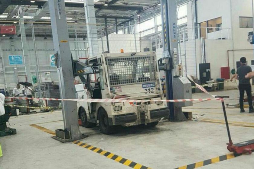 İstanbul Havalimanı'nda iş cinayeti: 1 işçi yaşamını yitirdi