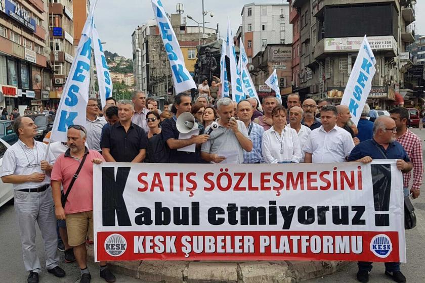 KESK toplusözleşme talepleri için 27 Ağustos'ta iş bırakma eylemi yapacak