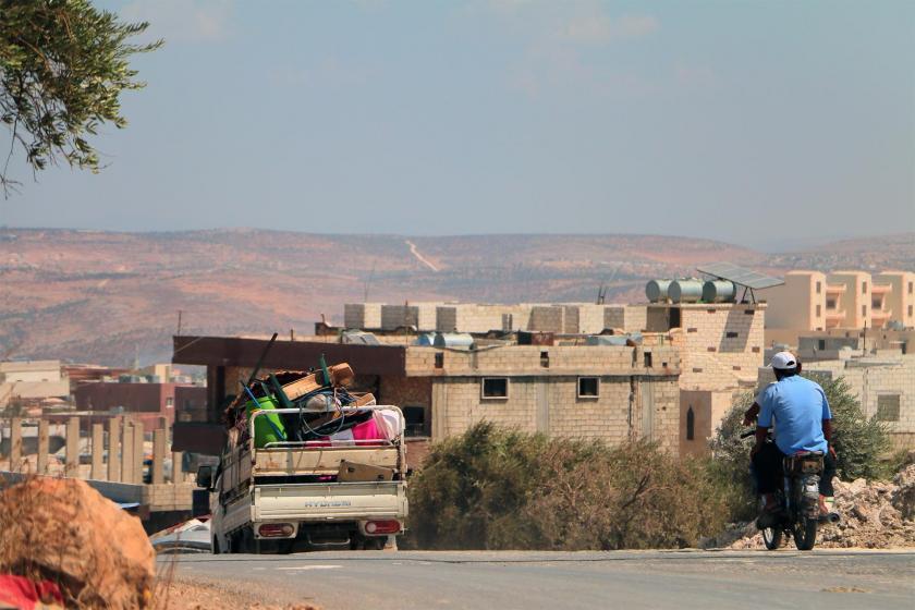 Suriye ordusu Rusya'nın desteğiyle Han Şeyhun'da kontrolü sağladı