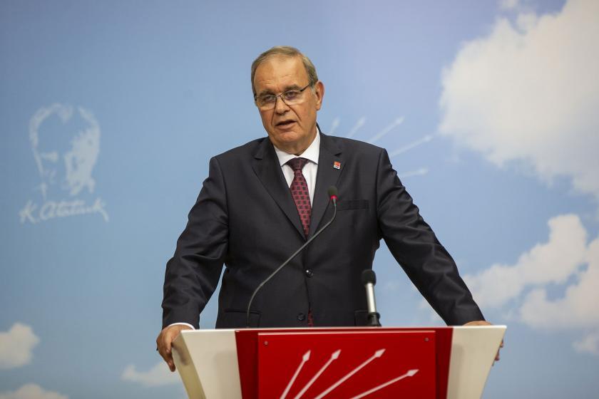 CHP Sözcüsü Faik Öztrak: Seçimi kaybetmeyi hazmedemiyorlar