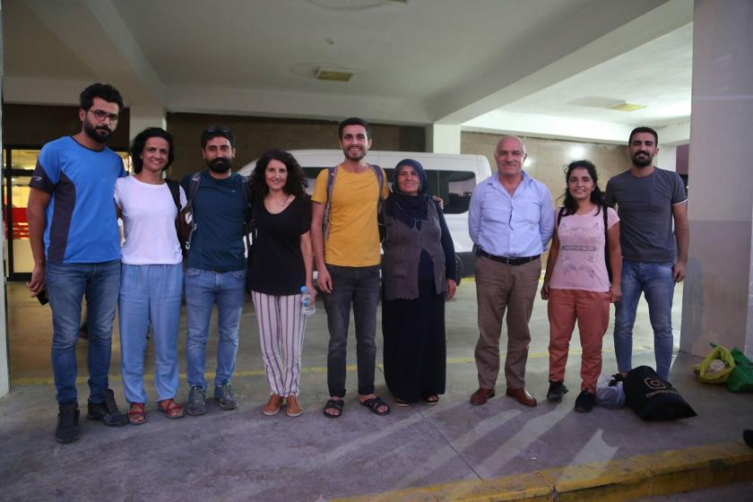 7 gün gözaltında tutulan gazeteciler: Susmadık, susmayacağız