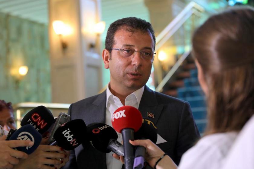 """İmamoğlu, """"personel ihalesi"""" için İBB Meclisi'nden yetki aldı"""
