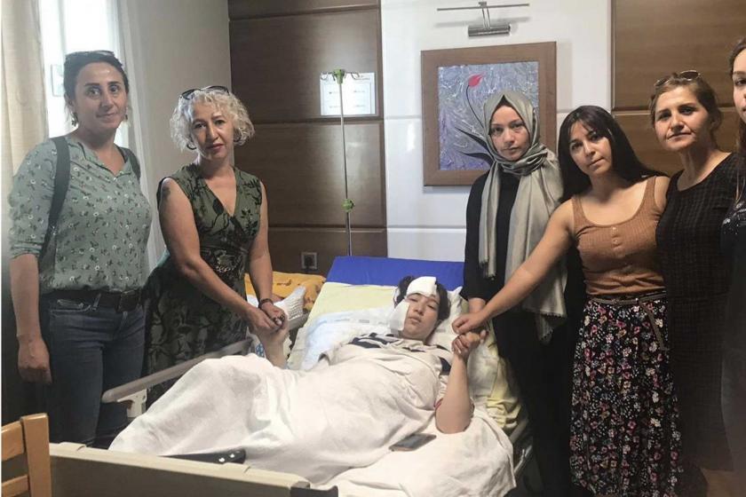 Doğum yaptığı hastanede bıçaklanan Güldane Yırtıcı: Yasalar uygulansın