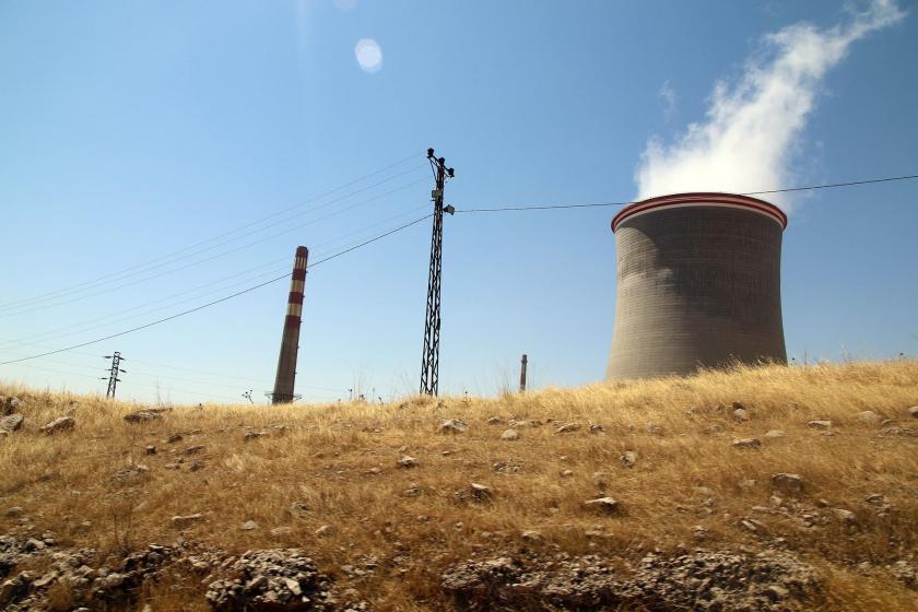 """Termik santral kıskacındaki Silopi """"tinne köy"""" olma yolunda!"""