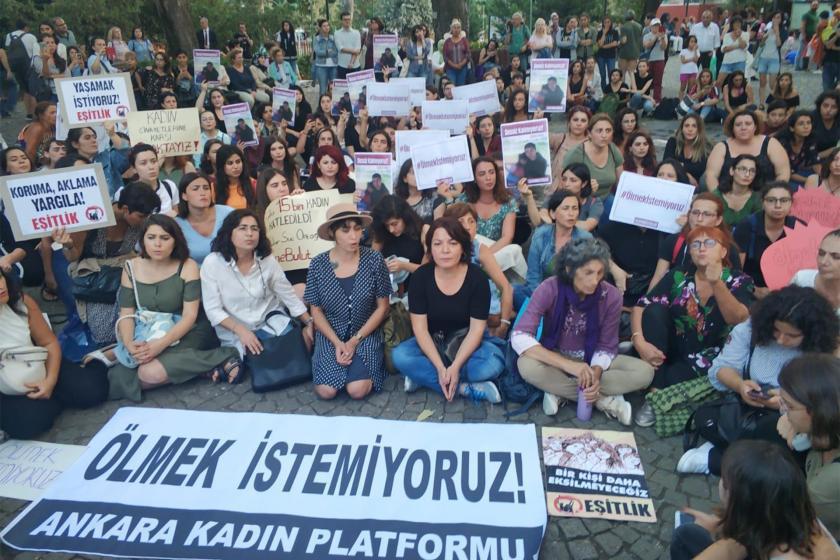 Umut Vakfı: 9 ayda en az 347 kadın öldürüldü