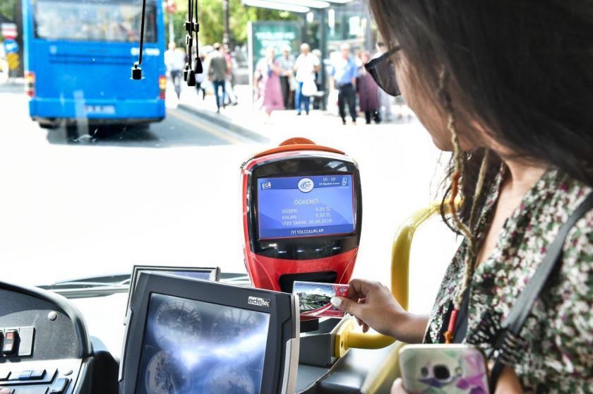 Ankara'da toplu taşımaya zam yapıldı