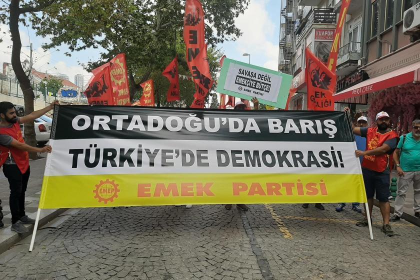 Kocaeli'de operasyonu protesto etmek yasaklandı
