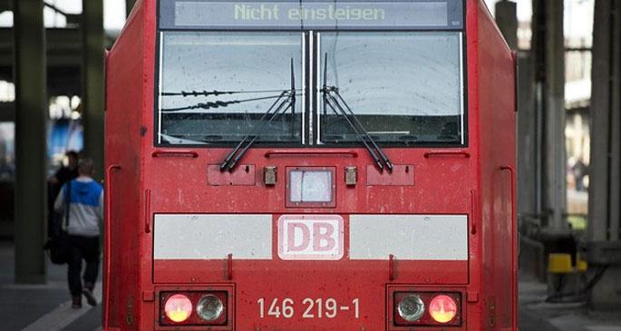 Almanya'da makinistlerden  91 saatlik grev