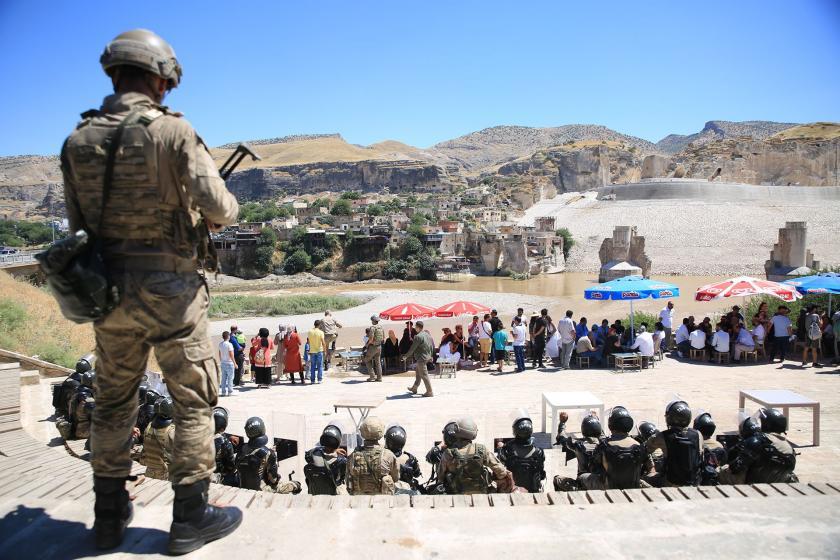 Hasankeyf Koordinasyonu: 100 bin insan göç etmek zorunda kalacak