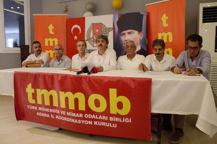 TMMOB Adana'da kent içi trafik sorunları çalıştayı düzenlemeye hazırlanıyor