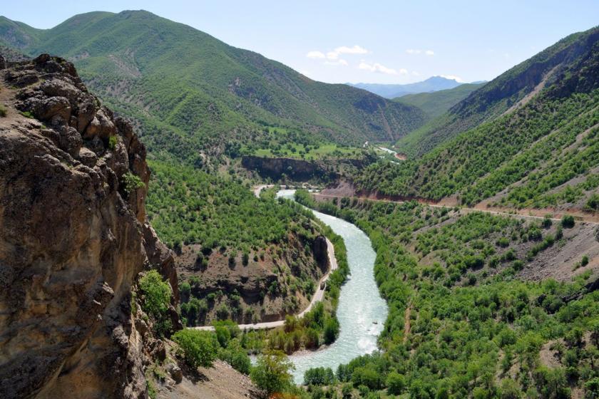 Munzur Nehri'ne karışan atıklar, dağ keçilerinin toplu ölümüne yol açabilir