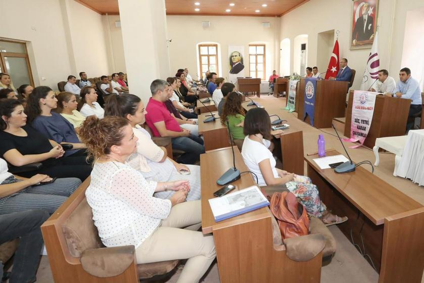 Urla Belediyesi ile Tüm Bel-Sen toplusözleşme imzaladı