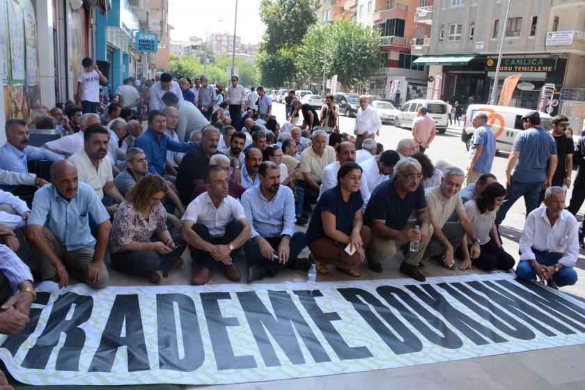 HDP kayyumlara karşı başlatılan nöbet eylemlerini İstanbul ve İzmir'e taşıyacak