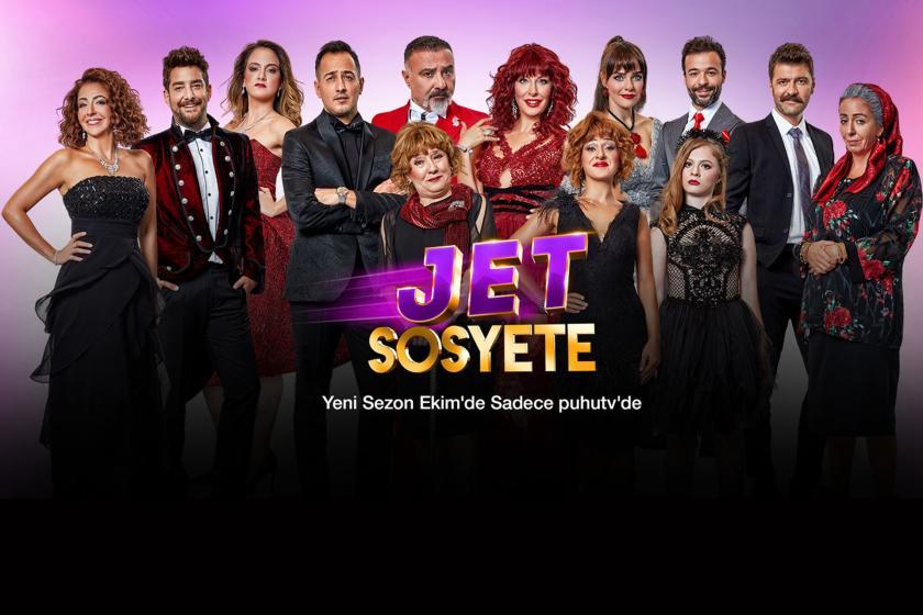 Jet Sosyete'nin Puhu TV'de yayımlanacak yeni bölümlerinde Çağlar Çorumlu olmayacak
