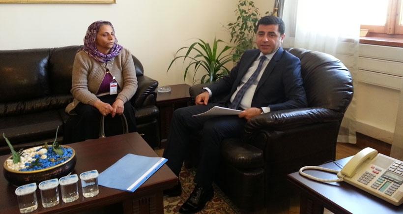 İbrahim Aras'ın ailesi Mecliste 'adalet' aradı