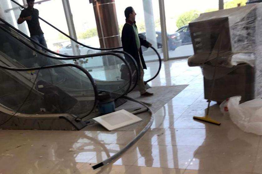 Bursa Adliyesi, inşaat bitmeden açıldı: Amaç hizmet değil rant