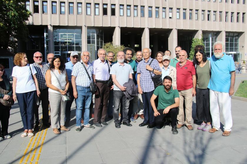 Yazar Fikret Başkaya hakkında hapis cezası istemi