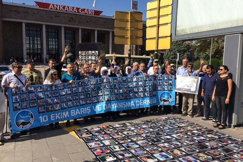 10 Ekim Ankara Katliamı sanığı Erman Ekici, 'insanlığa karşı suç'tan yargılanacak