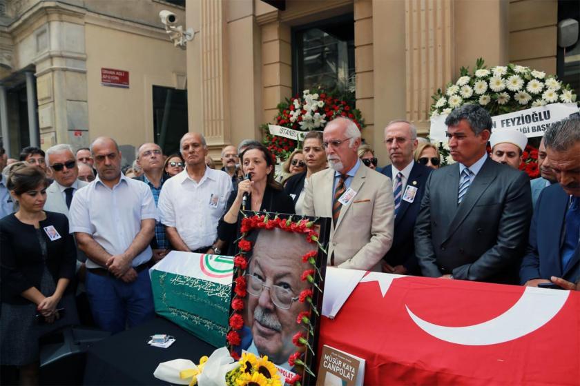 Av. Müşür Kaya Canpolat hayatını kaybetti