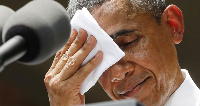 Obama  Senato'yu  kaybetti