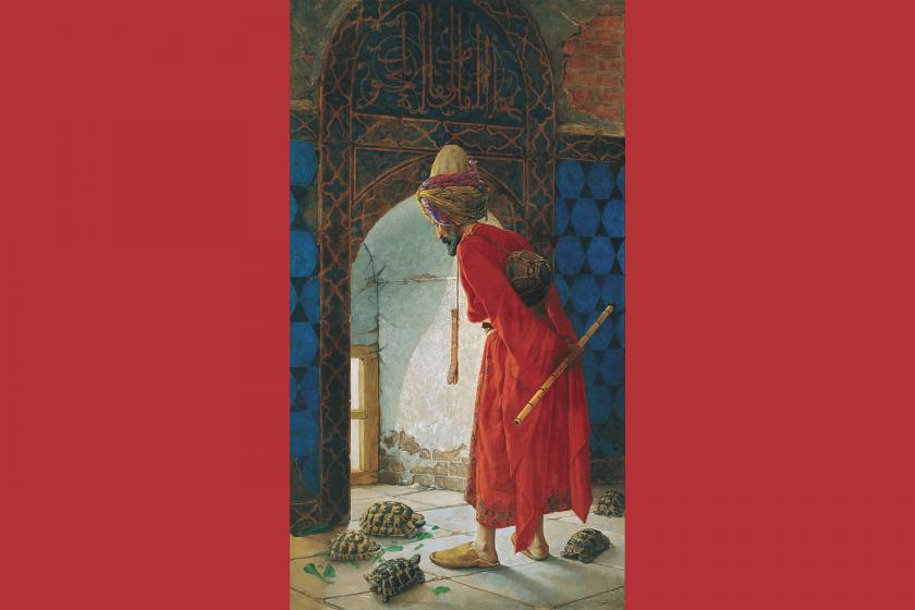 Ressam Osman Hamdi Bey'in şifreleri