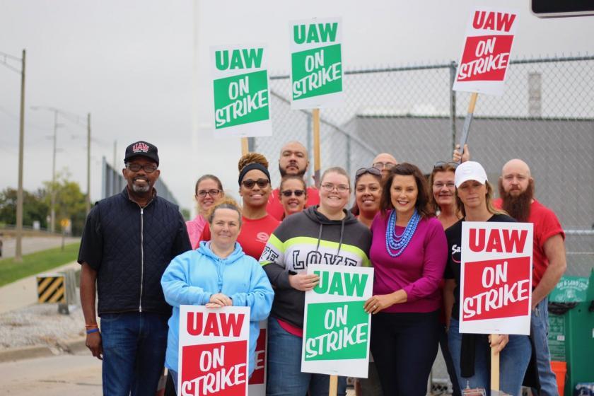 Trump grevci işçilere uzlaşın dedi, işçiler yanıt verdi: İşimize karışma!