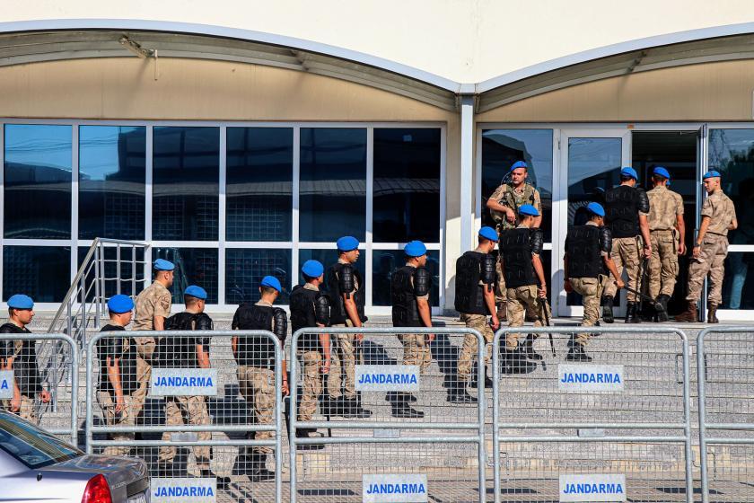 """""""Adnan Oktar organize suç örgütü"""" davasında ikinci gün"""