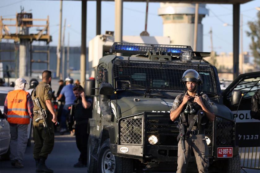 İsrail askerleri Batı Şeria'da Filistinli bir kadını öldürdü
