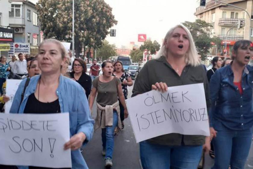 Ankara'da Fadime Tekin'i bıçaklayan eski eşi aftan yararlanmış