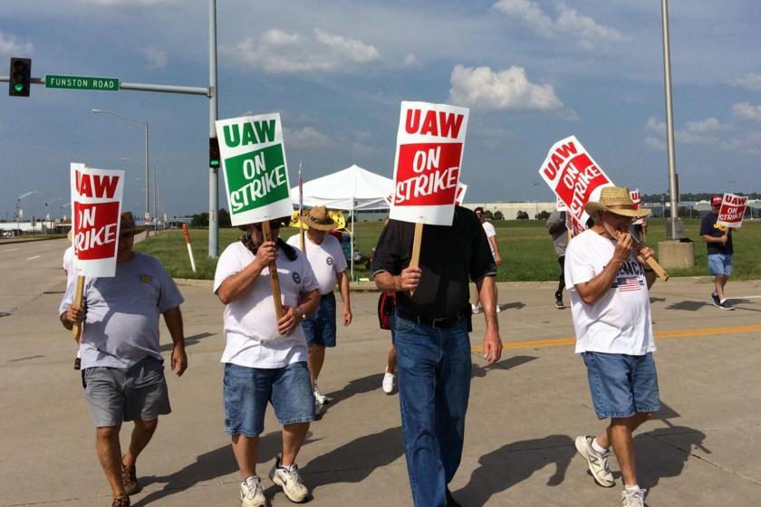 ABD metal grevi dayanışmayı yeşertirken hükümet ve patronlar kaygılı