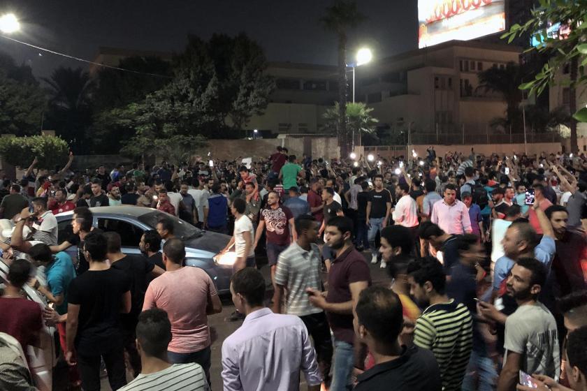 Mısır'da Cumhurbaşkanı Sisi karşıtı protestolar sürüyor