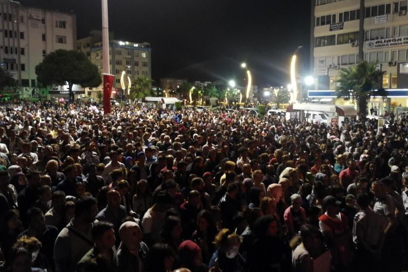 Aliağa Belediyesi işçisi: Dayanışma en büyük gücümüz