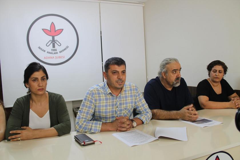 İHD, Adana'da Suriyeli mültecilere yönelik saldırılar hakkında rapor hazırladı