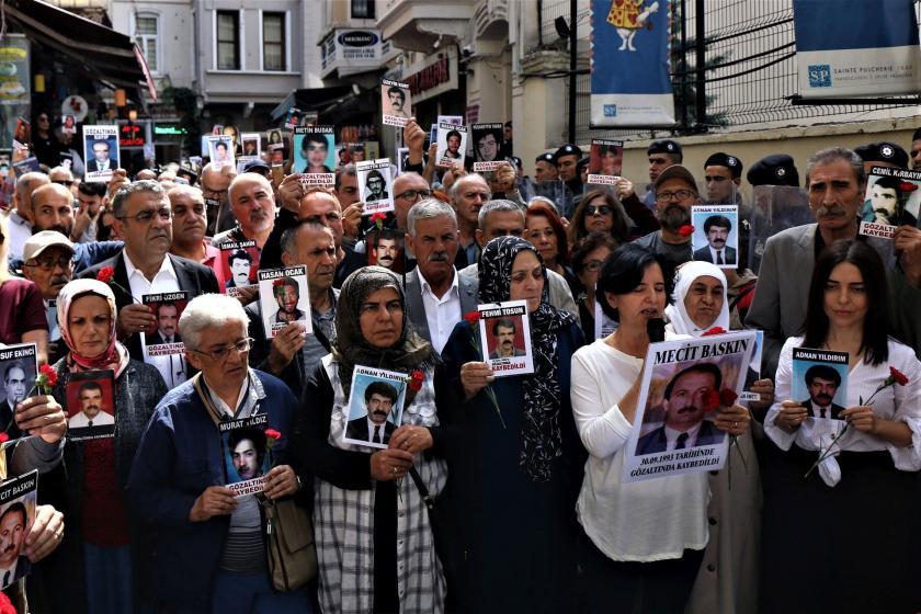 Cumartesi Anneleri eyleminde 756. hafta: Abdülmecit Baskın için adalet istendi
