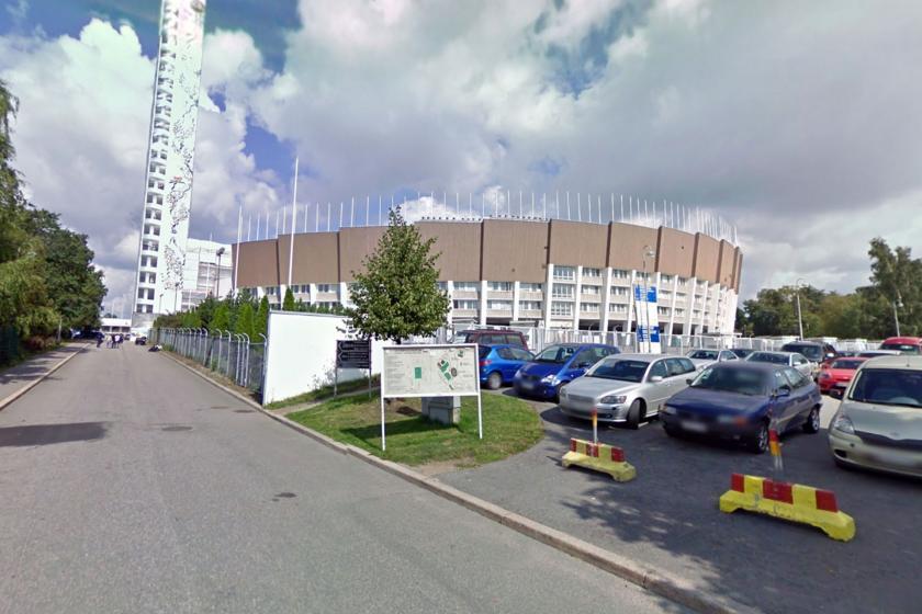 Helsinki stadyum inşaatında mülteci işçiler düşük ücrete çalıştırılmış!
