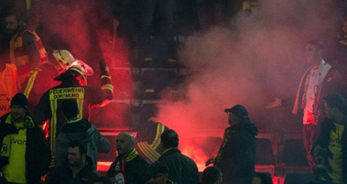 Almanya'da Galatasaray taraftarları hakkında soruşturma başlatıldı